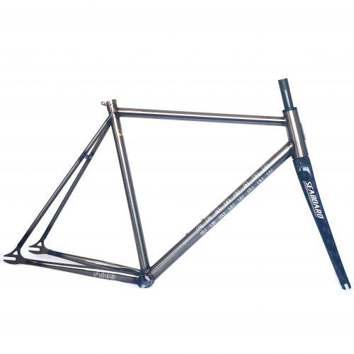 Seaboard FG03 steel track frameset