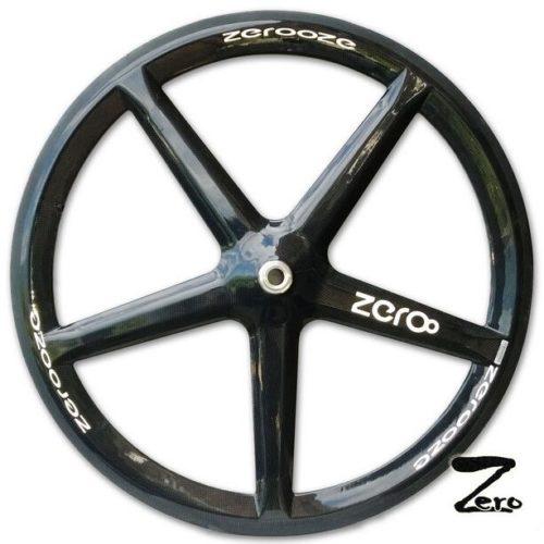 Carbon wheelset zero fivespoke