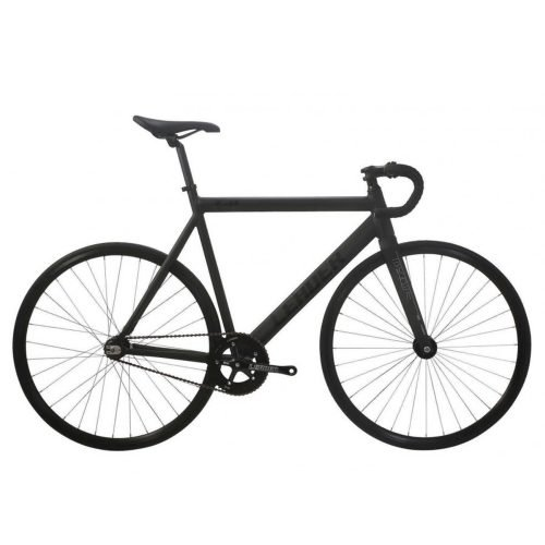 LEADER 721 COMPLETE BIKE BLACK