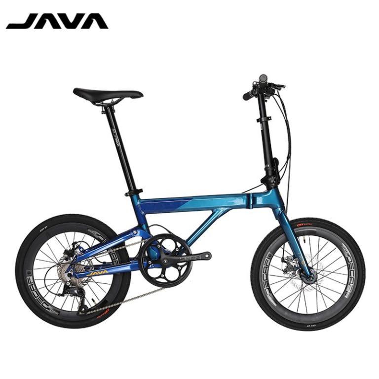java foldable bicycle